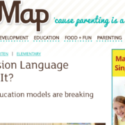 Dual Language Immersion Parent Map article